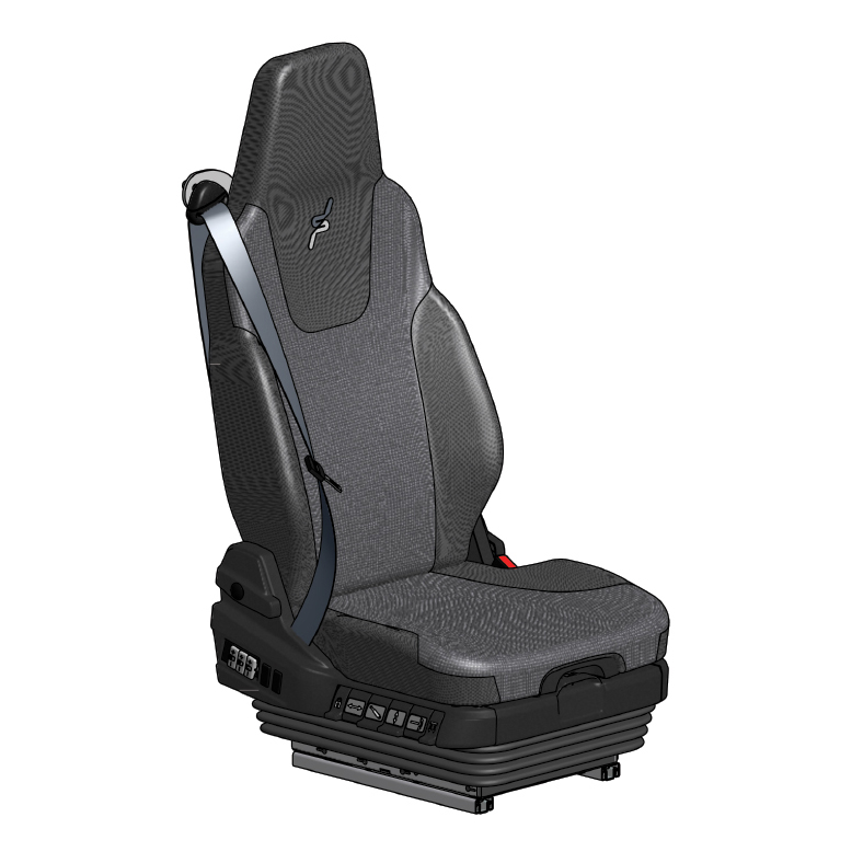 3020R-1 Driver Seat