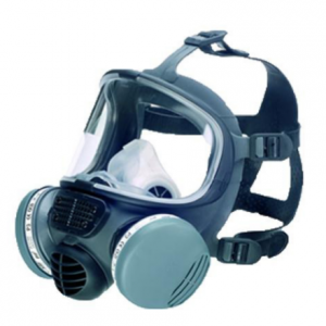 012890 TWIN FULL FACE RESPIRATOR