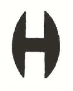 H STRIP 6MM X 6MM