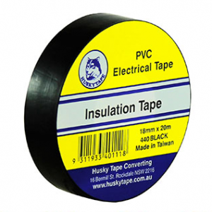 PVC INSULATION TAPE 18MM X 20M