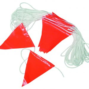BUNTING SAFETY FLAGS