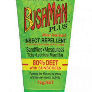 BUSHMANS INSECT REPELLANT 75GM