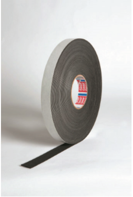 DURAFOAM EPDM RUBBER FOAM TAPE 6MM X 1.6MM 25M ROLL