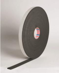 DURAFOAM PVC NITRILE FOAM TAPE 18MM X 4MM 10M ROLL
