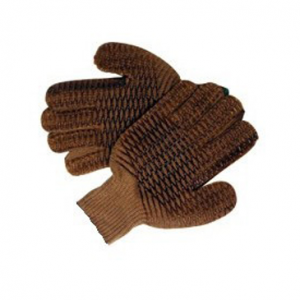 LATTICE GLOVE-NYLON WITH PVC COATING