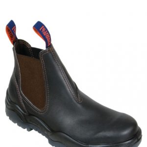 MONGREL CLARET E/S BOOT
