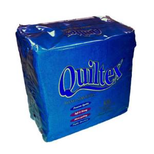 NAPKIN QUILTEX DARK BLUE #QD217DB