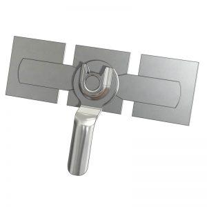 Multi Purpose Corner Sideboard Fasteners Kit