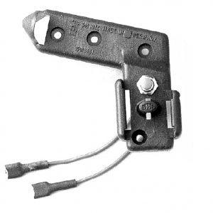 Emergency Exit Hammer Bracket w/ Sensor
