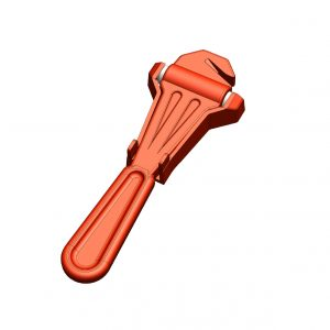Emergency Exit Hammer W/- Seatbelt Cutter
