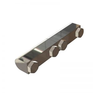 Pintle Hinge - 80mm