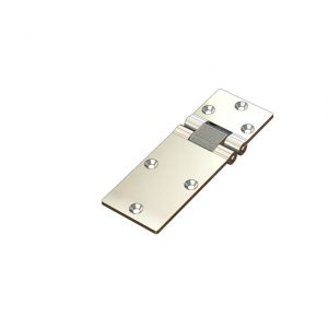 Stainless Steel Recessed Hinge 180Deg