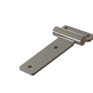 Rear Door Hinge - Flat