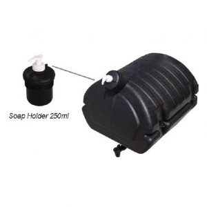 Water Tank - 30L w/- Soap Holder