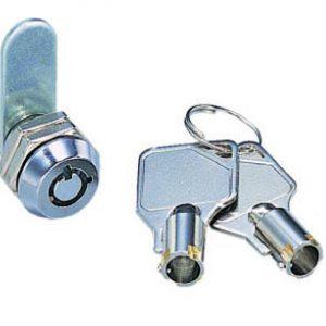 Cam Lock - Mini - Keyed Alike