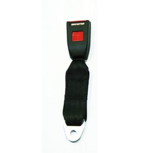 Twin Relase Buckle on Webbing - Seat Belt