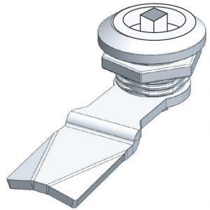 Quarter Turn Lock - 8mm Square