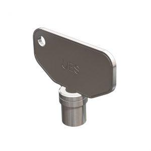 Key 9mm Round