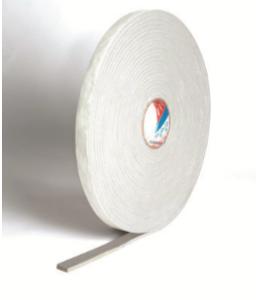 PERMAFOAM PVC FOAM TAPE 18MM X 1.6MM  45.7M ROLL