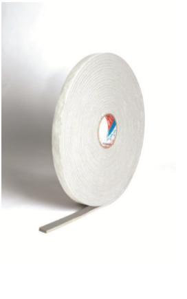 PERMAFOAM PVC FOAM TAPE 18MM X 1.6MM  45.7M ROLL