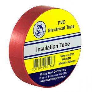 PVC INSULATION TAPE 18MM X 20M