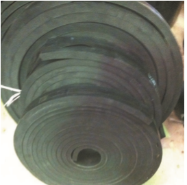 SKIRTING RUBBER 300MM X 16MM