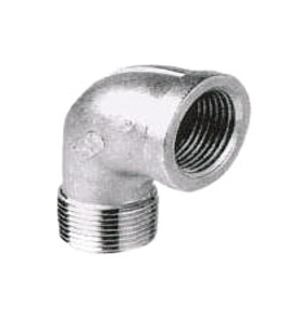 STAINLESS STEEL ELBOW MALE - FEMALE