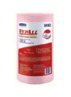 WYPALL,ROLL,REG,WIPER,RED 34CM X 45M