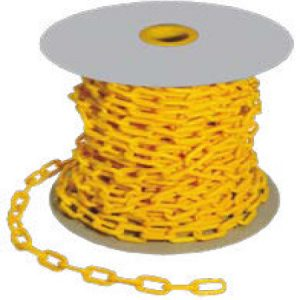 YELLOW H/D SAFETY CHAIN