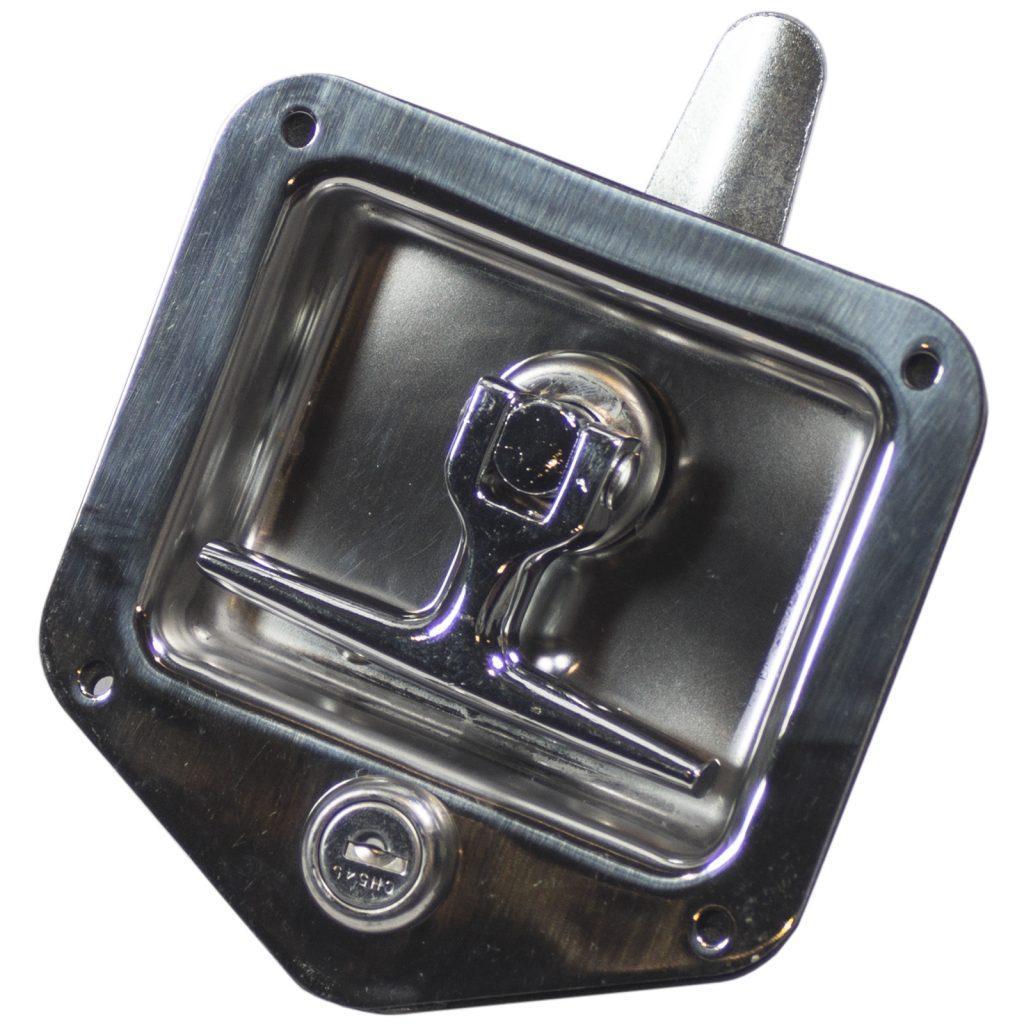 Goliath Stainless Steel Drop T Lock Key Lockable Ues